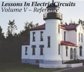 Lessons In Electric Circuits, Volume V - Reference