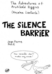 The adventures of Archibald Higgins: The silence Barrier