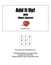 Add It Up! With Magic Squares