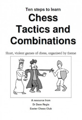 Ten steps to learn Chess Tactics and Combinations: Short, violent games of chess, organised by theme