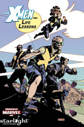 The X-Men in: Life Lessons Comic Book