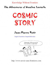 The adventures of Anselme Lantarly: Cosmic Story