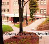 Lessons In Electric Circuits, Volume IV - Digital Circuits